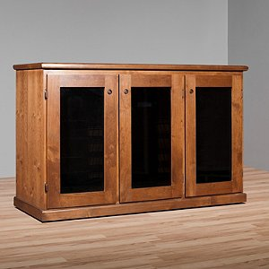 Vinotheque Sienna Credenza with N'FINITY Cooling Unit