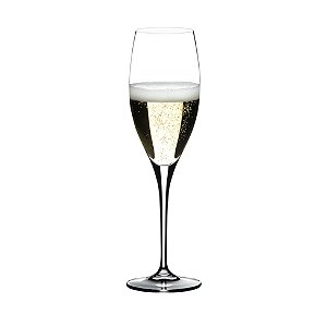 Riedel Heart to Heart Champagne Flutes (Set of