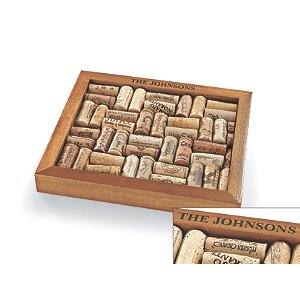 Personalized Wine Cork Trivet Kit