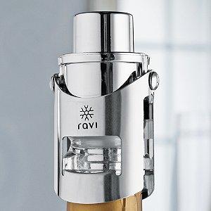 Ravi Champagne Stopper