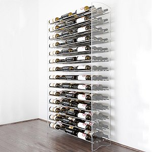 VintageView Evolution 126 Bottle Wine Rack