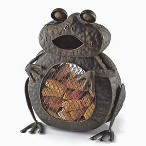 Wine Frog Cork Catcher