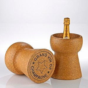 Champagne Cork Chiller