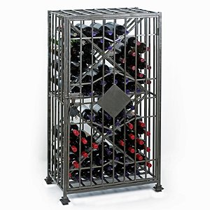SoHo 64 Bottle Wine Jail