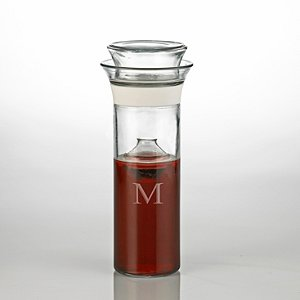 Personalized Savino Wine Saver Carafe