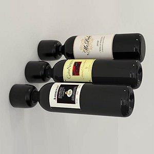 Wine Cell Wall Mounted Wine Bottle Holders (Set