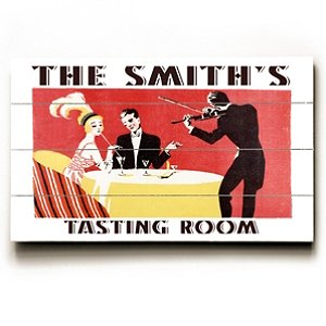 Personalized Speakeasy Tasting Room Sign