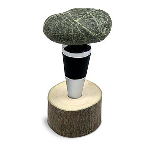 Sea Stones Wine Bottle Stopper