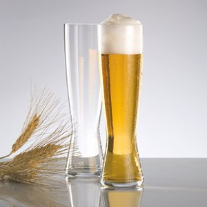 Spiegelau Tall Pilsner Glass (Set of 2)
