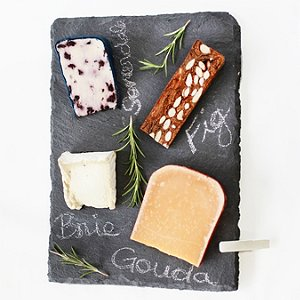 SPARQ Slate Cheese Board