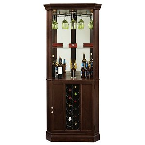Howard Miller Piedmont III Wine Bar & Cabinet