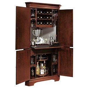 Howard Miller Norcross Wine Cabinet