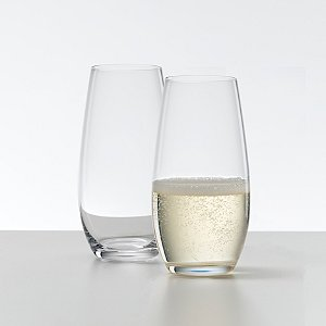 Riedel 'O' Champagne Stemless Glass (Set of 2)