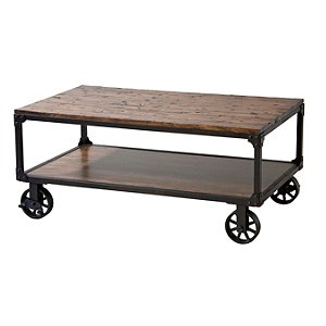 Holly Cart Coffee Table