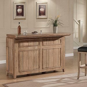 Evolution Home Bar (Weathered Oak)