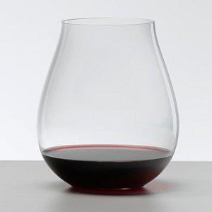 Riedel Big O Pinot Noir Stemless Wine Glasses