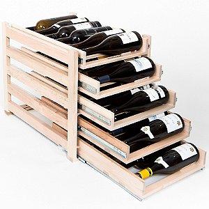 Wine Logic 30 Bottle In-Cabinet Wine Rack