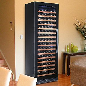 Wine Enthusiast 170 Bottle Single Zone Wine Cellar