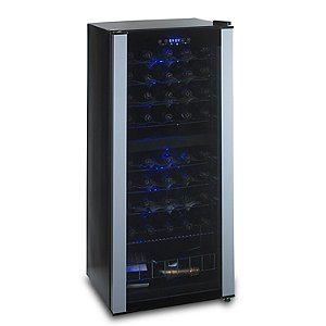 40-Bottle Evolution Series Dual Zone Wine Refrigerator