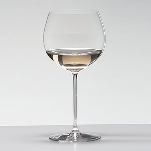 Riedel Veritas Oaked Chardonnay Wine Glasses (Set of