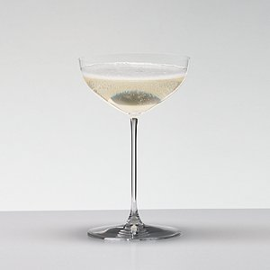 Riedel Veritas Coup/Moscato/Martini Glasses (Set of 2)