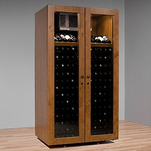 Vinotheque Sienna 330 with N'FINITY Cooling Unit