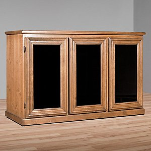 Vinotheque Venetian Credenza with N'FINITY Cooling Unit