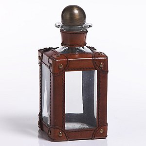 Leather Whiskey Decanter