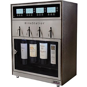 WineStation Pristine Plus Wine Preservation System