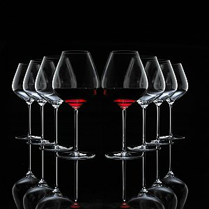 Fusion Air Pinot Noir Wine Glasses Bonus Pack