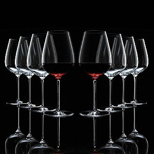 Fusion Air Bordeaux Wine Glasses Bonus Pack (Set