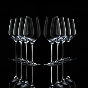 Fusion Air Universal Wine Glasses Bonus Pack (Set