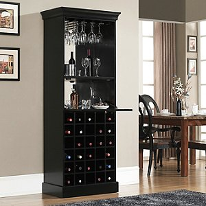 Hilton Bar (Black Finish)