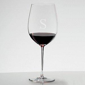 Personalized Riedel Sommeliers Cabernet/Merlot/Bordeaux Wine