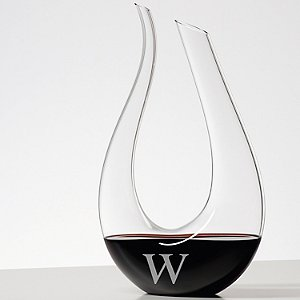 Personalized Riedel Amadeo Lyra Decanter