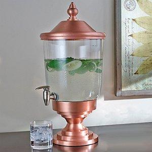 Copper Beverage Dispenser