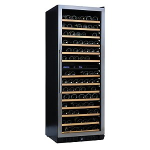N'FINITY PRO LX Dual Zone Wine Cellar (Stainless