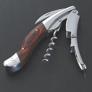 Personalized Legnoart Ghemme Grand Cru Sommelier Corkscrew