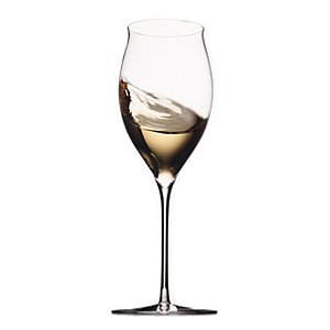 Zafferano Ultralight White/Sparkling Wine Glasses (Set of 2)