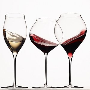 Zafferano Ultralight Red, White & Sparkling Wine Glass