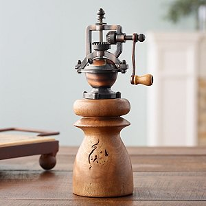 Old Vine Grapevine Pepper Grinder