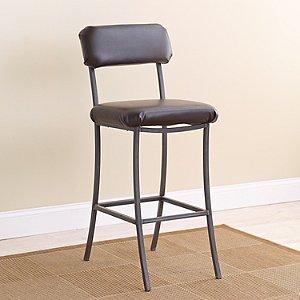 Vino Vintage Pub Chair (Faux Leather)