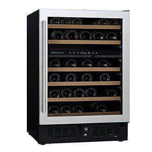 Wine Refrigerator Reviews Wine Spectator n'finity pro s dual zone wine cellar - wine enthusiast