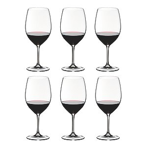 Riedel Vinum 260 Years Celebration Set Cabernet/Merlot