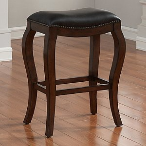 Emilio Backless Bar Stool