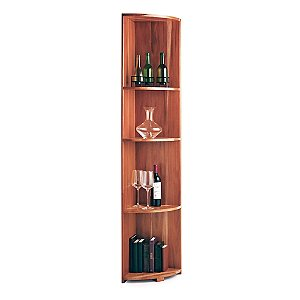 N'FINITY Wine Rack Kit- Quarter Round Shelf (All