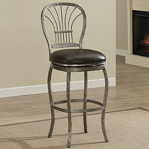 Harper Swivel Stool