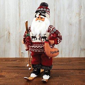 Karen Didion Apres-Ski Santa