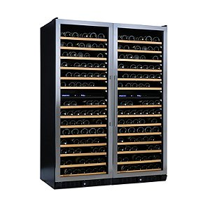 N'FINITY PRO Double LX Wine Cellar (Stainless Steel