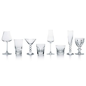 Baccarat Party in a Box Glass Set (Set